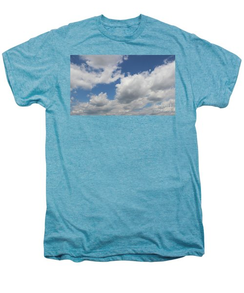 Men's Premium T-Shirt featuring the photograph Clouds 16 by Rod Ismay