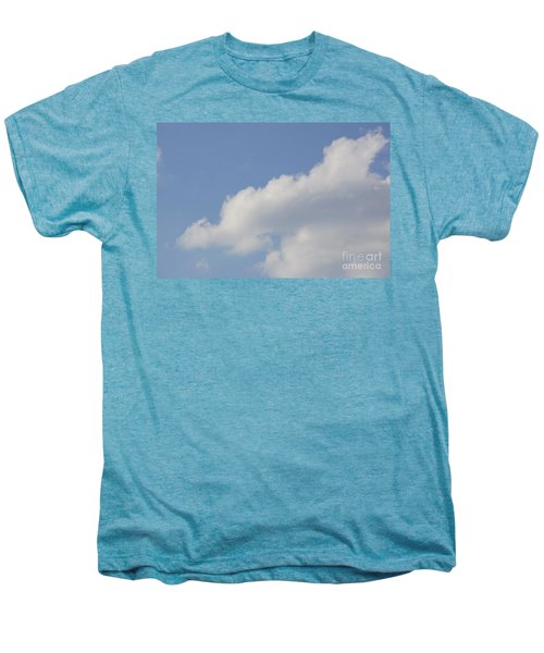 Men's Premium T-Shirt featuring the photograph Clouds 14 by Rod Ismay