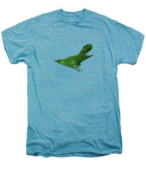 Cuckoo Men's Premium T-Shirt by Mordax Furittus