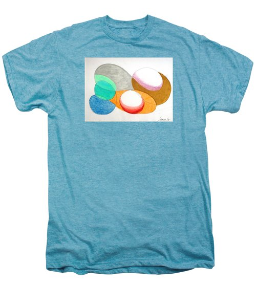 Men's Premium T-Shirt featuring the photograph Curves And Things by Rod Ismay