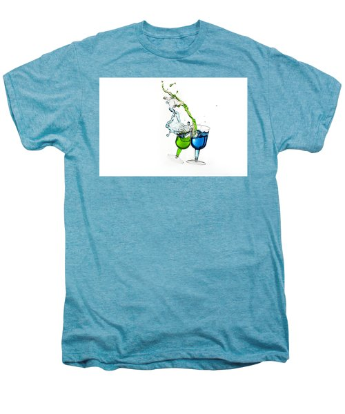 Dancing Drinks Men's Premium T-Shirt