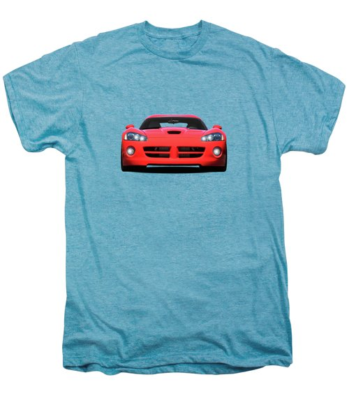 Dodge Viper Men's Premium T-Shirt by Mark Rogan