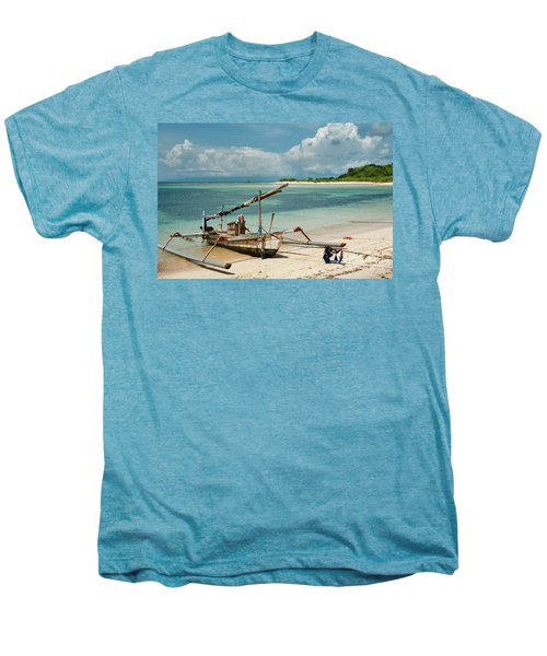Fishing Boat Men's Premium T-Shirt