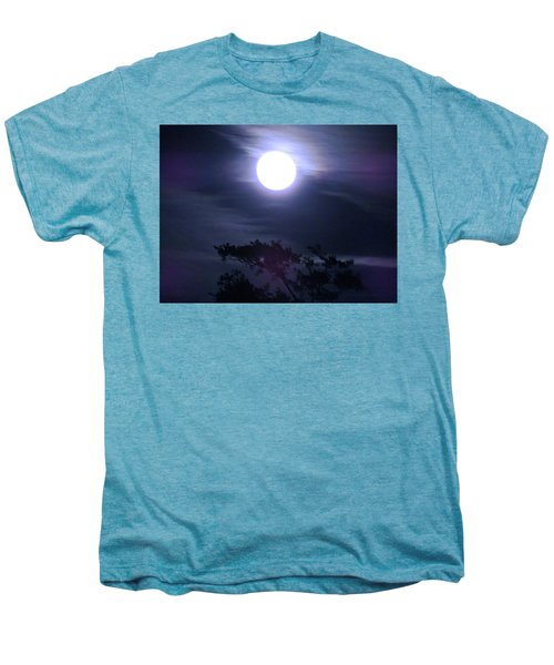 Full Moon Falling Men's Premium T-Shirt