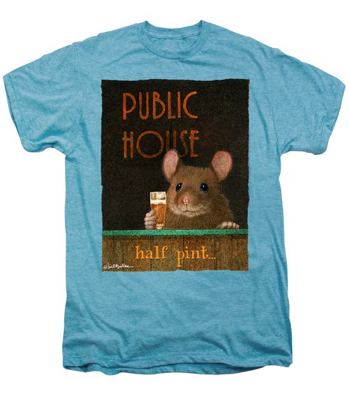 Half Pint... Men's Premium T-Shirt