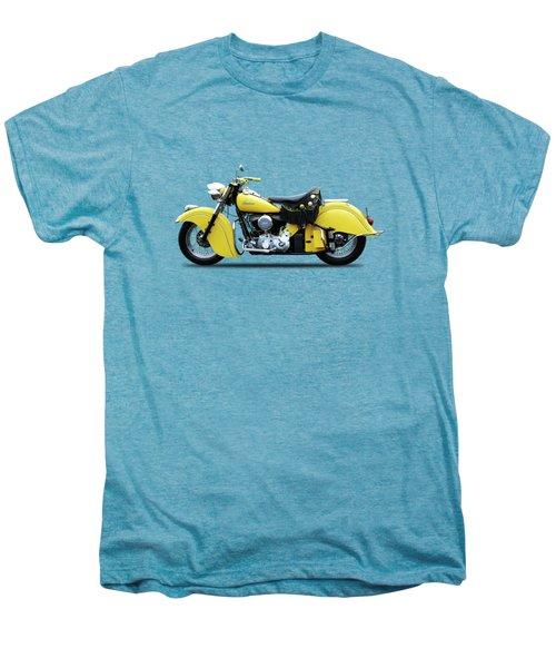 Indian Chief 1951 Men's Premium T-Shirt by Mark Rogan