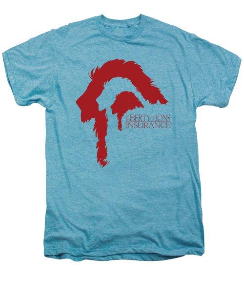 Liberty Lions Logo Men's Premium T-Shirt