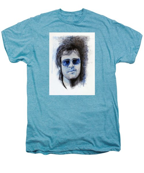 Madman Across The Water Men's Premium T-Shirt by William Walts