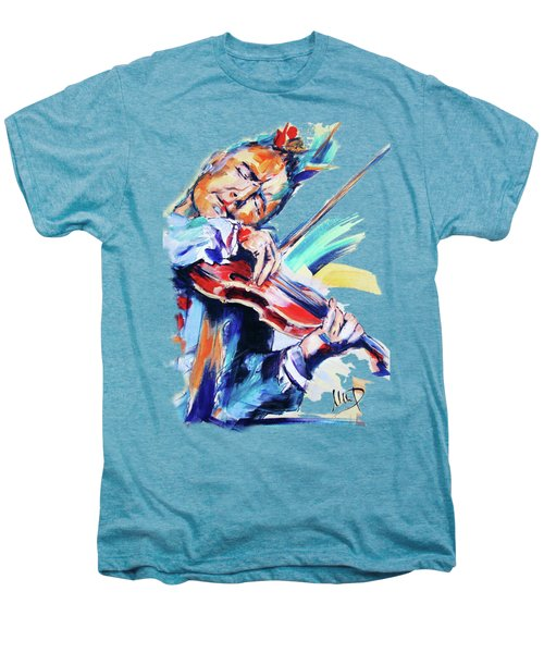 Nigel Kennedy Men's Premium T-Shirt