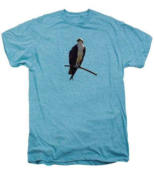 Osprey Men's Premium T-Shirt by Deborah Good