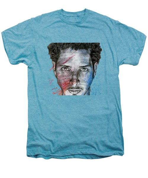 Pretty Noose - Tribute To  Chris Cornell Men's Premium T-Shirt