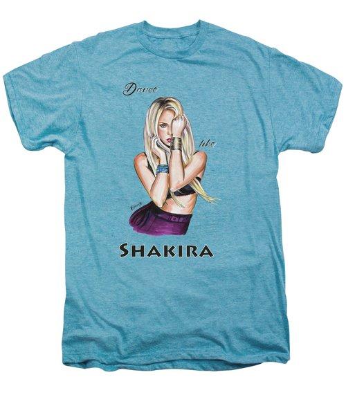 Shakira Men's Premium T-Shirt