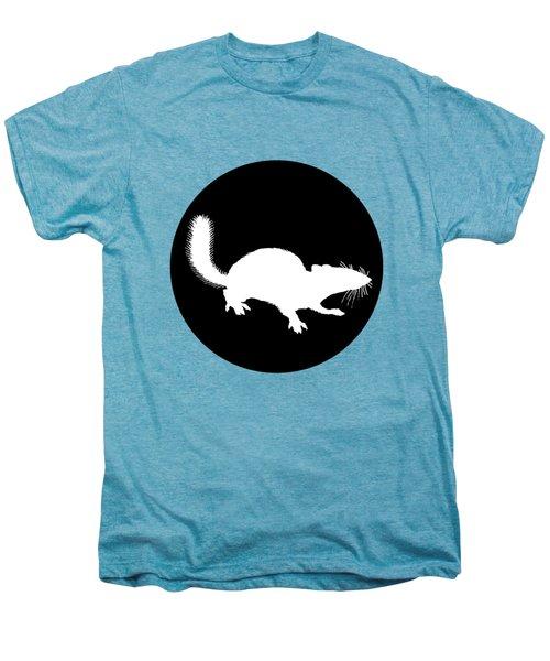 Squirrel Men's Premium T-Shirt by Mordax Furittus