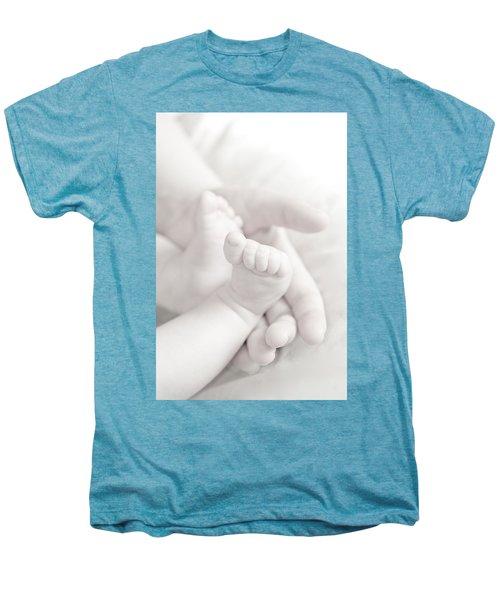 Tiny Feet Men's Premium T-Shirt