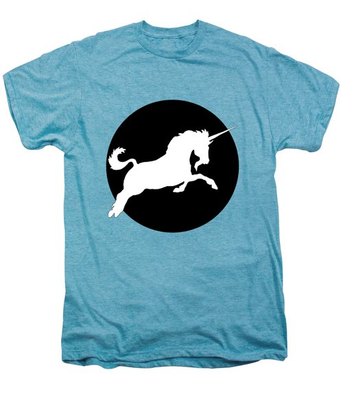 Unicorn Men's Premium T-Shirt by Mordax Furittus