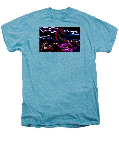 Venus Williams Match Point Men's Premium T-Shirt