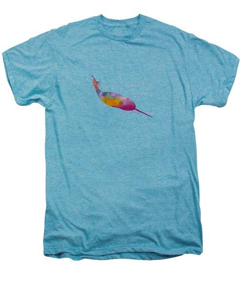 Narwhal Men's Premium T-Shirt