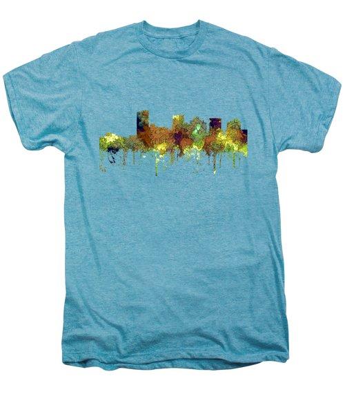 Phoenix Arizona Skyline Men's Premium T-Shirt