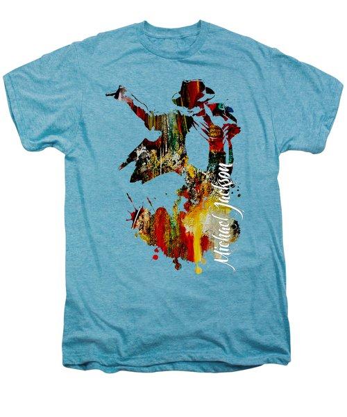 Michael Jackson Collection Men's Premium T-Shirt