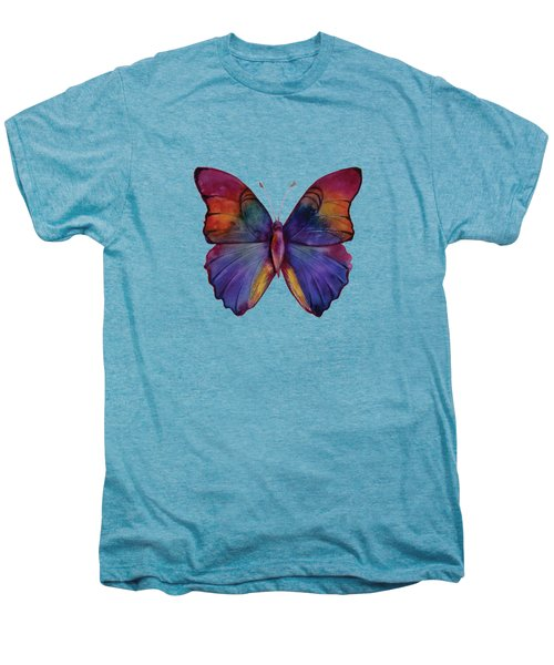13 Narcissus Butterfly Men's Premium T-Shirt by Amy Kirkpatrick