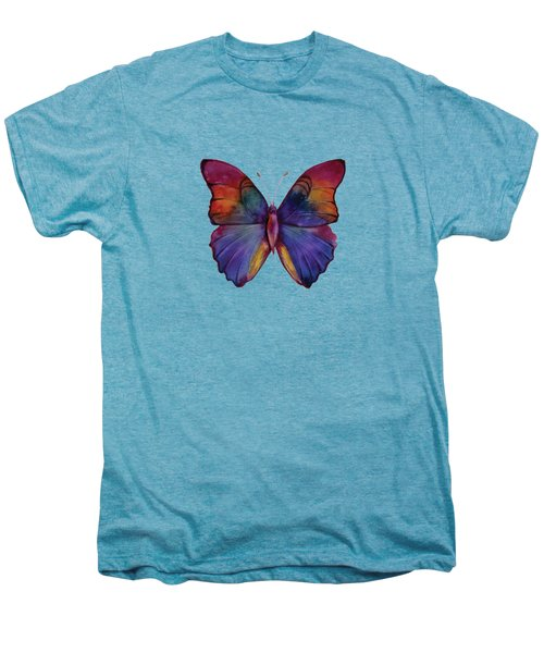 13 Narcissus Butterfly Men's Premium T-Shirt