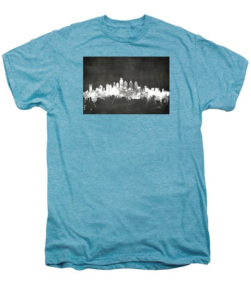 Philadelphia Pennsylvania Skyline Men's Premium T-Shirt