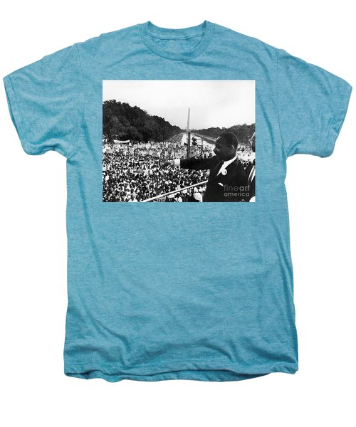 Martin Luther King, Jr Men's Premium T-Shirt
