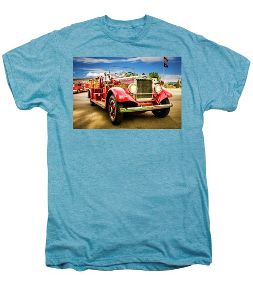 1931 Mack - Heber Valley Fire Dept. Men's Premium T-Shirt