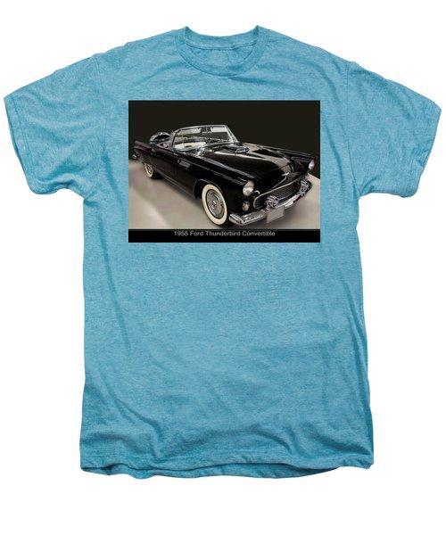 1955 Ford Thunderbird Convertible Men's Premium T-Shirt