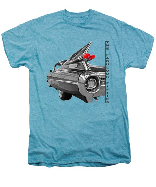 1959 Cadillac Tail Fins Men's Premium T-Shirt