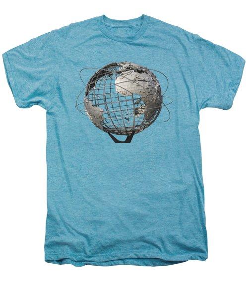 1964 World's Fair Unisphere Men's Premium T-Shirt