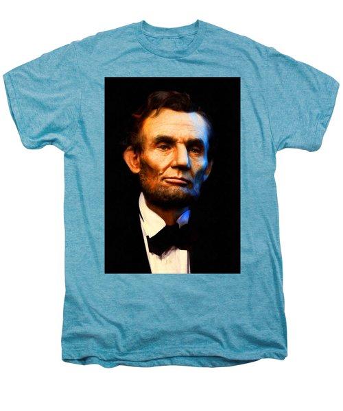 Abraham Lincoln Men's Premium T-Shirt