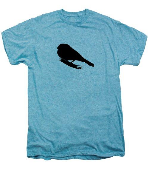 Bullfinch Men's Premium T-Shirt by Mordax Furittus