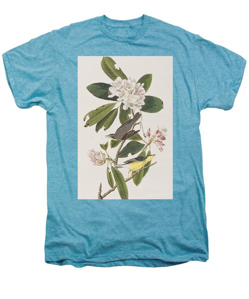 Canada Warbler Men's Premium T-Shirt by John James Audubon
