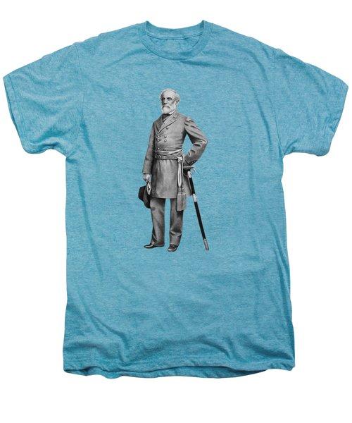 General Robert E. Lee Men's Premium T-Shirt by War Is Hell Store