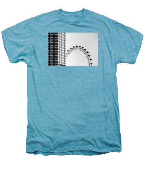London Eye Men's Premium T-Shirt