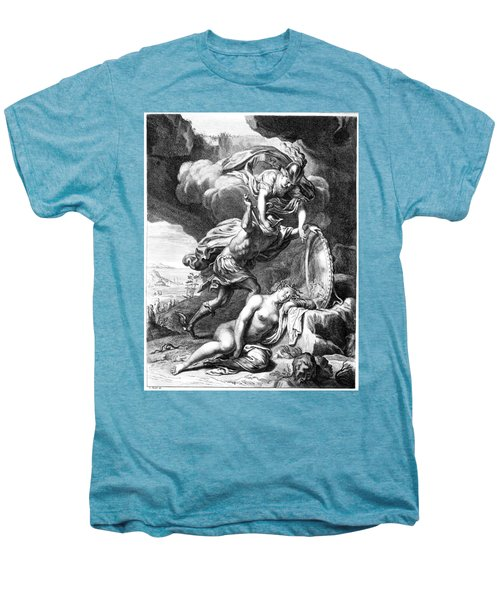 Mythology: Perseus Men's Premium T-Shirt