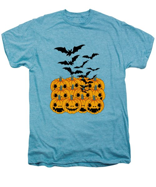 Pumpkin Men's Premium T-Shirt by Mark Ashkenazi