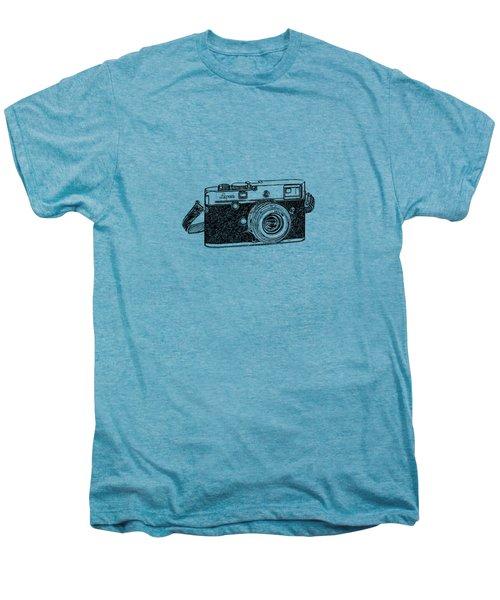 Rangefinder Camera Men's Premium T-Shirt by Setsiri Silapasuwanchai