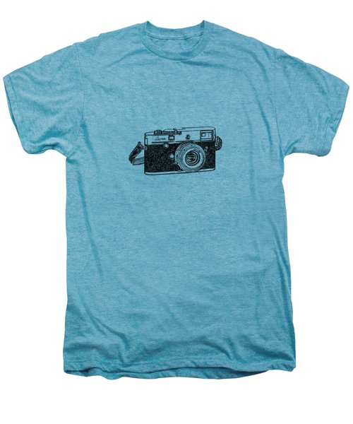 Rangefinder Camera Men's Premium T-Shirt