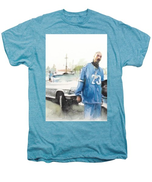 Snoop Detail Men's Premium T-Shirt by Jani Heinonen