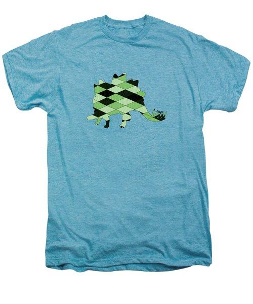 Stegosaurus Men's Premium T-Shirt by Mordax Furittus