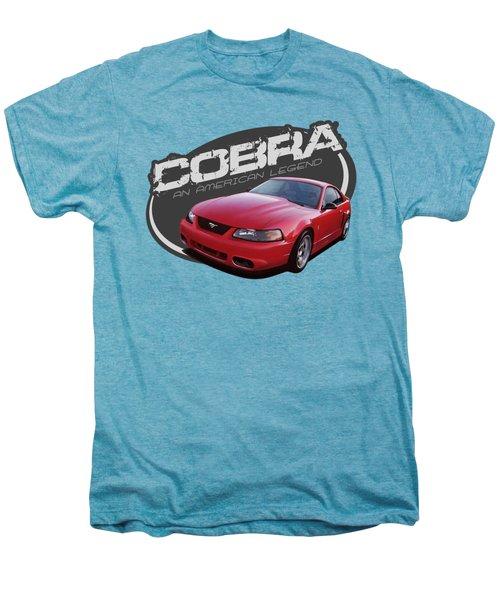 2001 Mustang Cobra Men's Premium T-Shirt