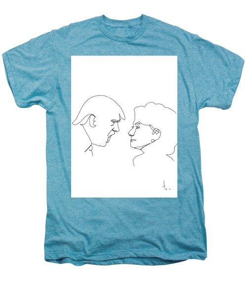 2016 Election Men's Premium T-Shirt by Harold Belarmino