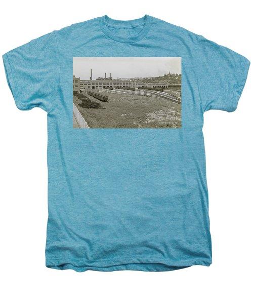 207th Street Railyards Men's Premium T-Shirt