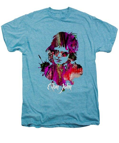 Elton John Collection Men's Premium T-Shirt