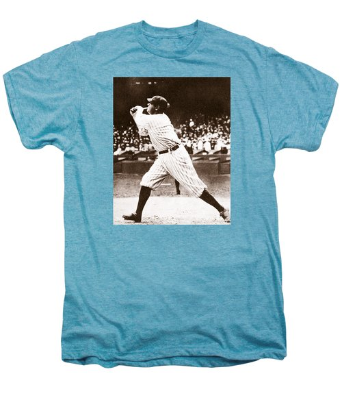 Babe Ruth Men's Premium T-Shirt by American School
