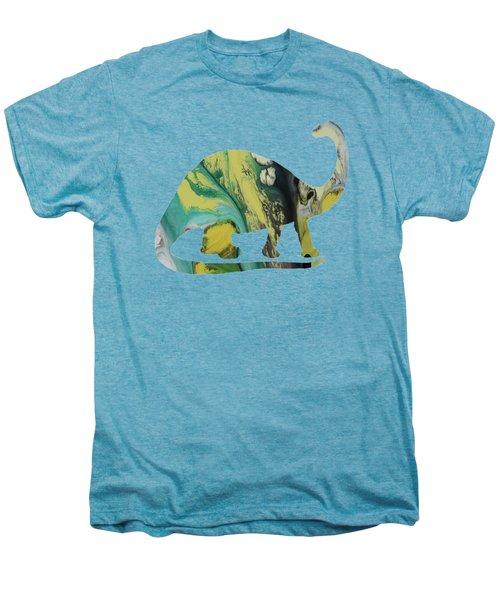 Brontosaurus Men's Premium T-Shirt