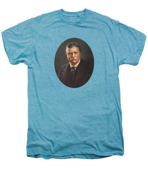 President Theodore Roosevelt  Men's Premium T-Shirt