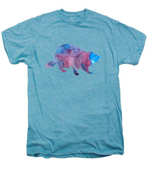 Raccoon Men's Premium T-Shirt